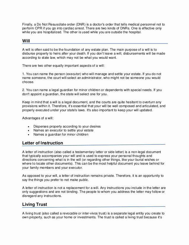 Sample Trust Disbursement Letter from i.pinimg.com