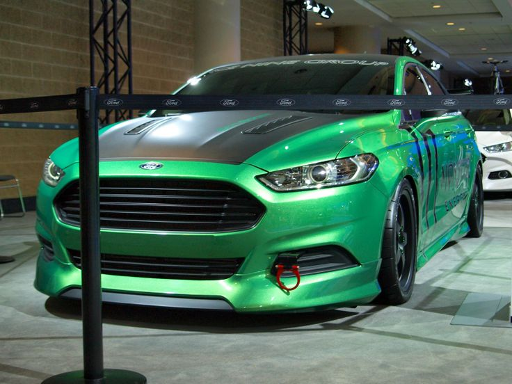 Modified Ford Fusion Ford fusion, Ford mondeo, Ford