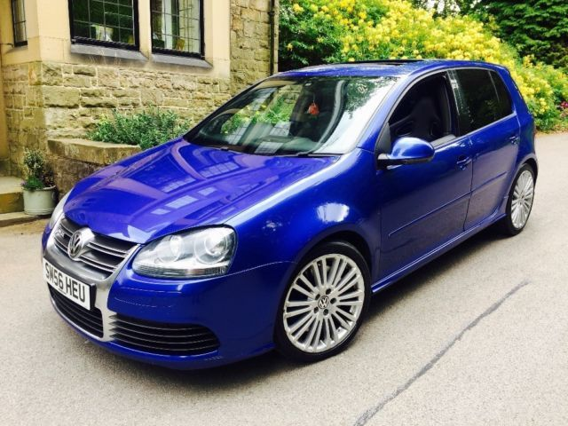 2007 Golf R32 Buckets R32 Golf Volkswagen Gti Mk5 In Sheffield