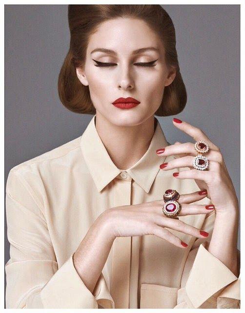 The Olivia Palermo Lookbook : Olivia Palermo For Vogue Brasil