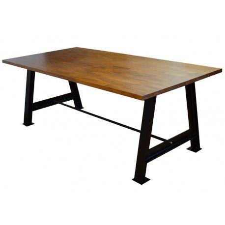 M s de 1000 ideas sobre patas de mesa en pinterest bases - Mesas de madera hechas a mano ...