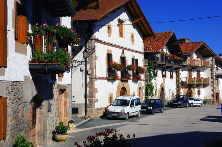 Auza, Navarra, Spain