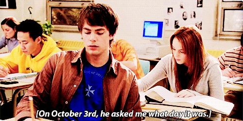 New trendy GIF/ Giphy. mean girls october 3. Let like/ repin/ follow @cutephonecases