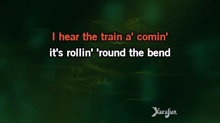 Karaoke Folsom Prison Blues - Johnny Cash *