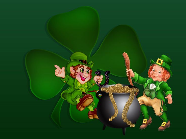 Friday Fun: Saint Patricks Day Wallpaper for Android | Turtletechie.