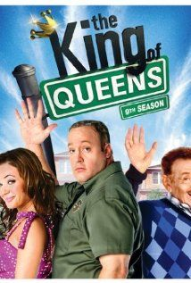 The King of Queens (1998–2007)  TV Series (One of Best Comedy TV Shows) Delivery man Doug Heffernan has a good life: He's got a pretty wife (Carrie), a big TV and friends to watch it with. Then Carrie's goofy and annoying father Arthur moves in with them. Stars:  Kevin James, Leah Remini and Jerry Stiller