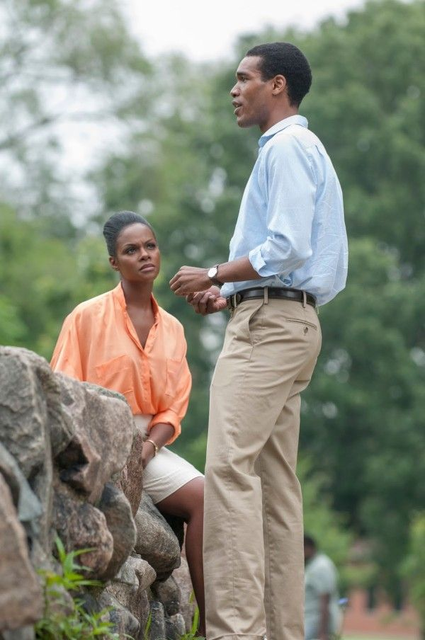Tika Sumpter is Beautiful as a Young Michelle Obama for Upcoming Film 'Southside With You'