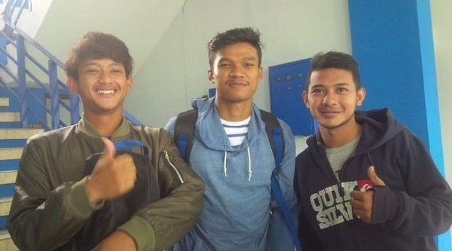 Persib Bandung 2017 Resmi Diperkuat Tiga Pemain Muda