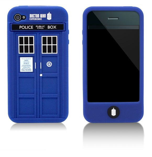 dr who products | Dr Who Experience Exclusive iPhone covers – Merchandise Guide - The ...