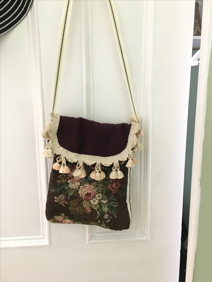 Tapestry purse #2