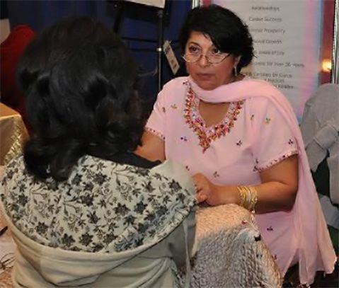 Usha Ji Spiritual Advisor