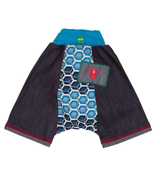 Big Wave Bay Short, Oishi-m Clothing for Kids, Spring 2014, www.oishi-m.com