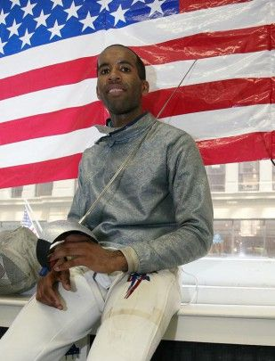 July 29, 1978 Keeth Thomas Smart, the first American to be named the top-ranked fencer internationally, was born in Brooklyn, New York.  In 2003, he became the first American to gain the sport's number one international ranking. Smart competed at three Olympic Games, including the 2008 Beijing Olympic Games where he won a Silver medal as a member of the U. S. Sabre team, the first Olympic medal for a U. S. men's team since 1948.