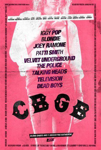 Iggy Pop, Blondie, Joey Ramone, Patti Smith, Velvet Underground, the Police, Talking Heads, Television and Dead boys CBGB - Vintage NYC