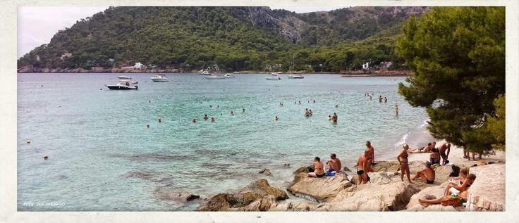 Formentor's beach - Palma de Maillorca
