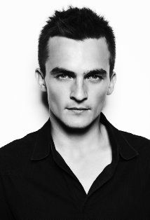 Rupert Friend somehow infiltrated the American secret service despite being English.