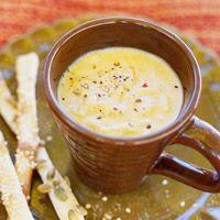 next fall - Cream of Pumpkin Soup
