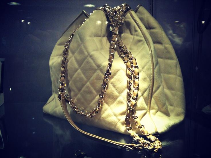 Vintage Chanel Sachel