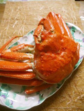 旨み凝縮♡美味しい✿蒸し蟹✿ by chaccoco [クックパッド] 簡単 ...