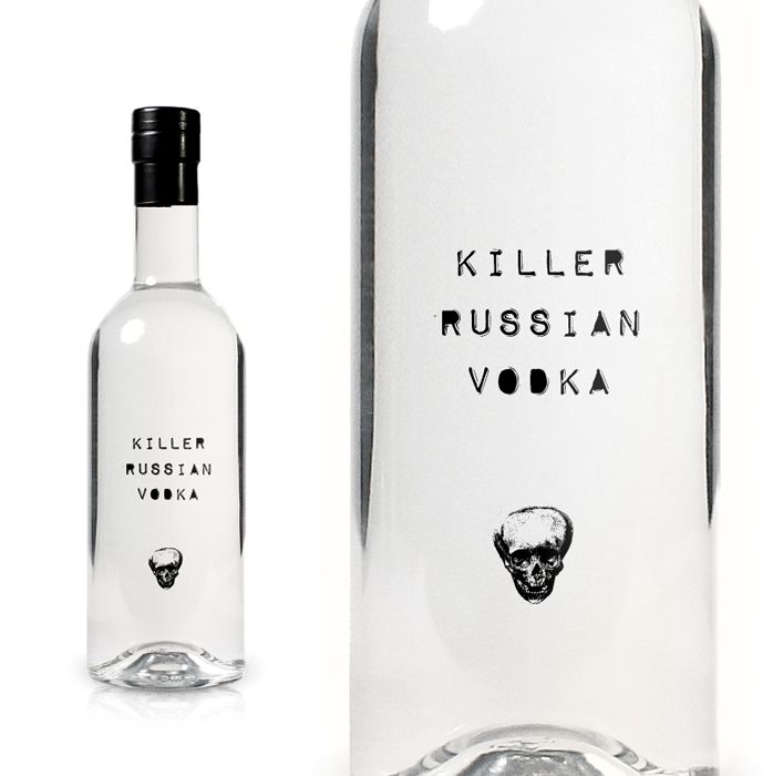 Killer Russian Vodka