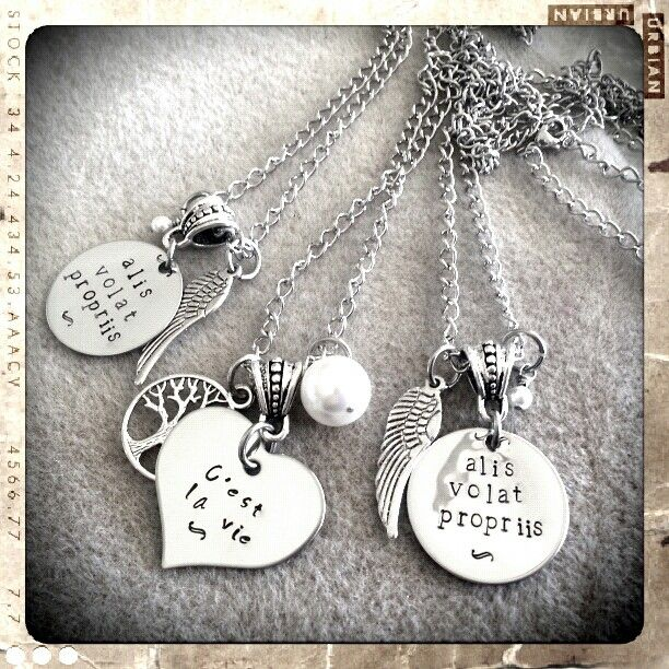 Have one of these on order! Hand stamped! Just love them x