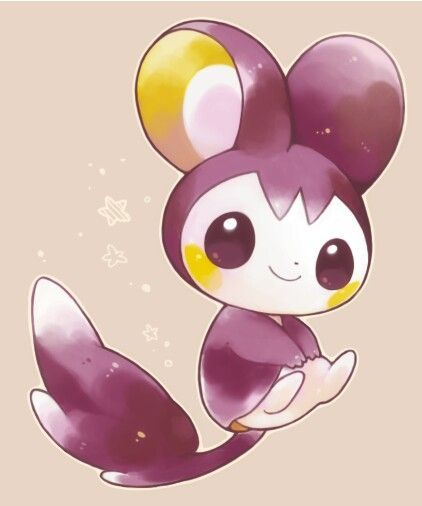 Emolga ^_^ I give good credit to whoever made this I found this in gourgeist.tumblr.com