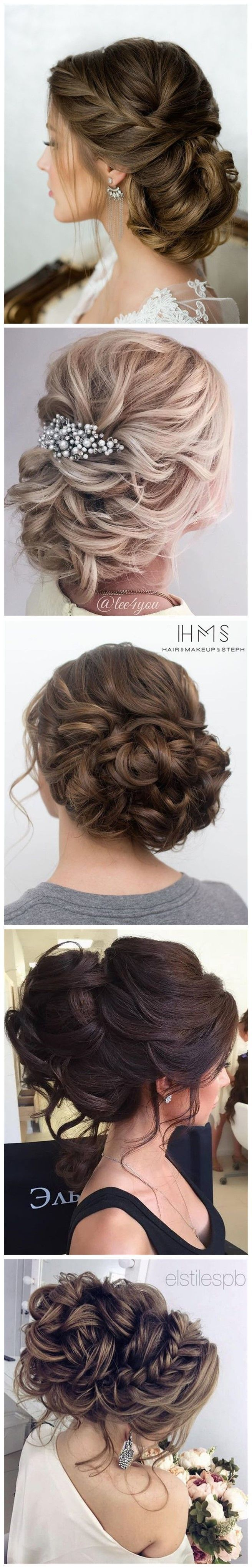 Wedding Hairstyles » Come and See why You Can't Miss These 30 Wedding Updos for Long Hair #promhair