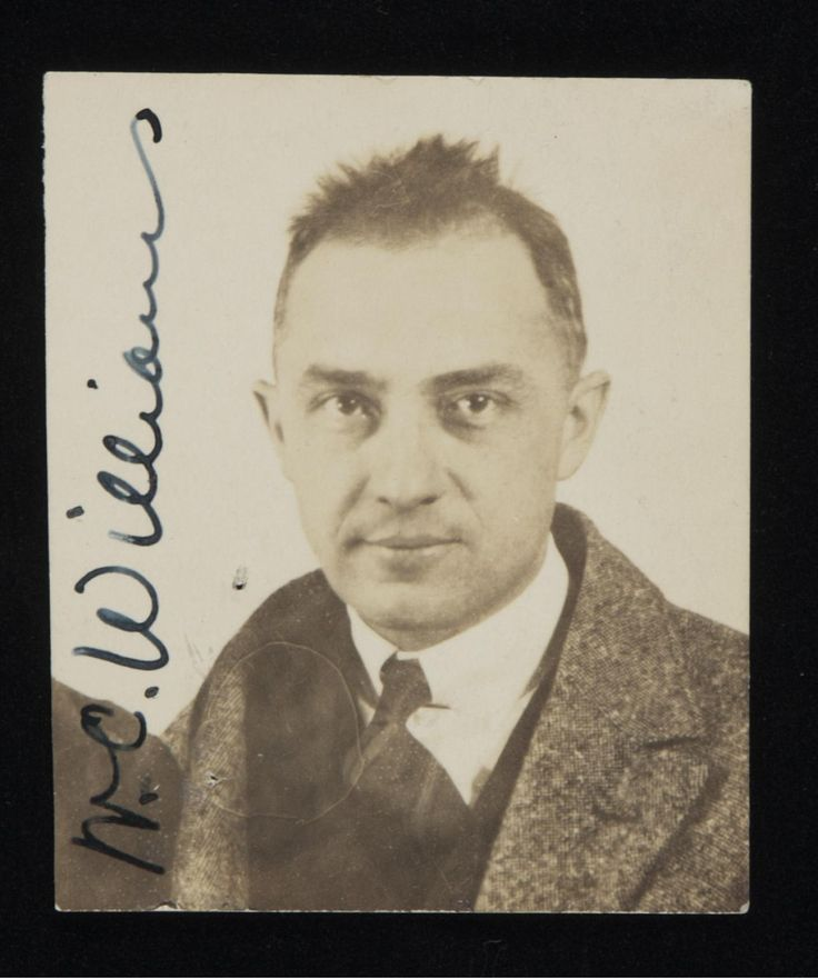 """William Carlos Williams: great American poet and an anchoring source of value in """"Imaginative Qualities of Actual Things."""""""