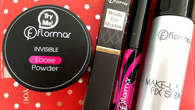 Unboxing FLORMAR beauty bag   Color Me with Beauty