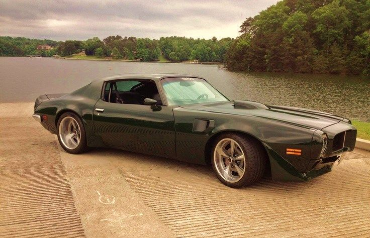 Year One Pontiac Firebird Trans Am Muscle Cars Pinterest