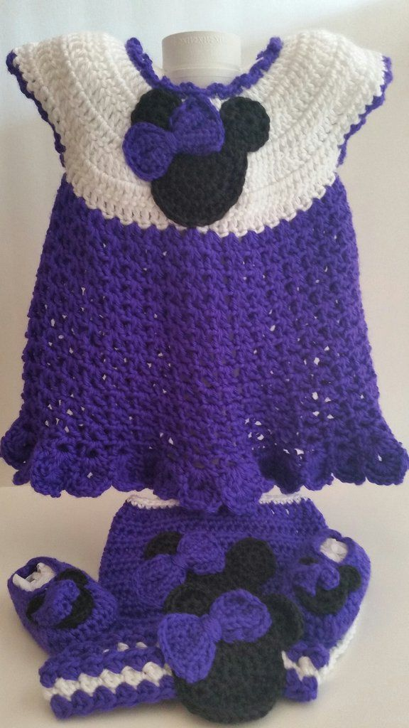 68 best Crochet Mickey and Minnie images on Pinterest | Disney ...