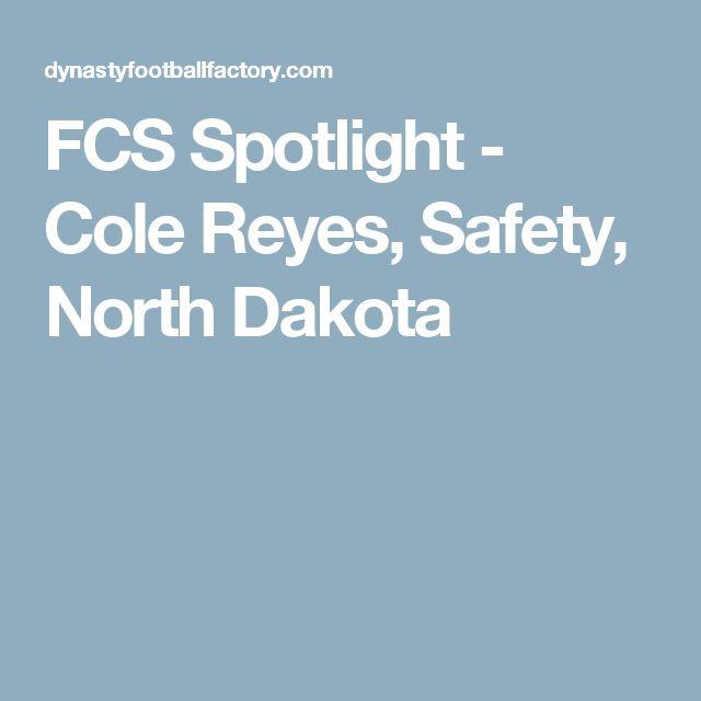 FCS Spotlight - Cole Reyes, Safety, North Dakota