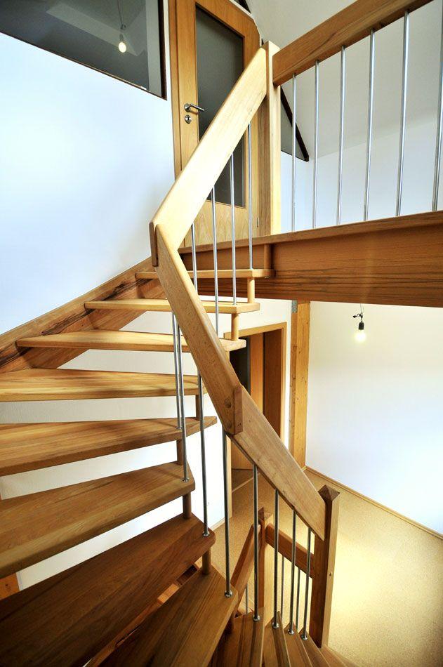 die besten 25 handlauf holz ideen auf pinterest treppengel nder holz gel nder treppe und. Black Bedroom Furniture Sets. Home Design Ideas