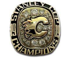 1989 Edmonton Oilers - Champion Rings