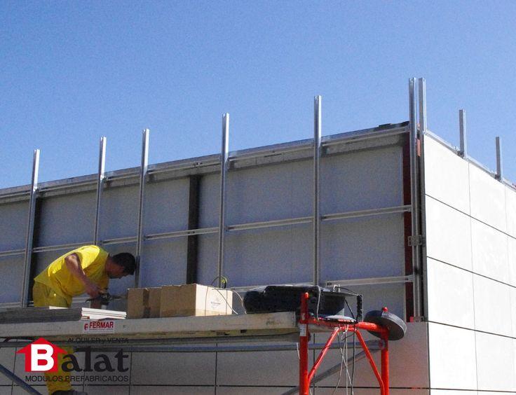 Mejores 7 im genes de construcci n modular oficinas for Construccion modular prefabricada