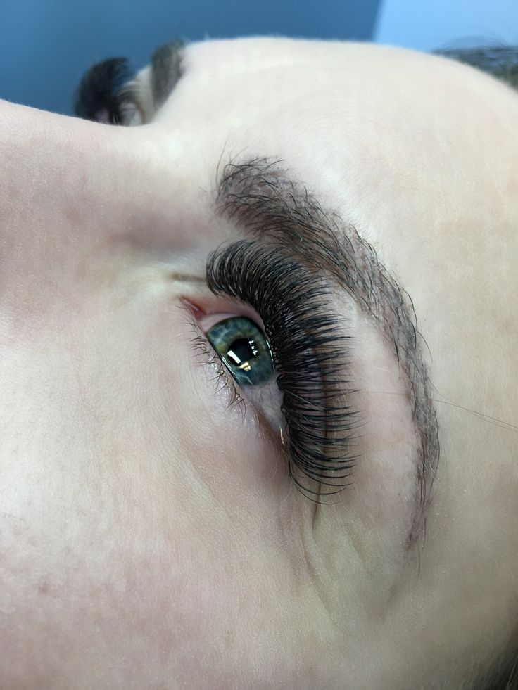 super full/dark full volume lashes. D curl, length 7-11MM