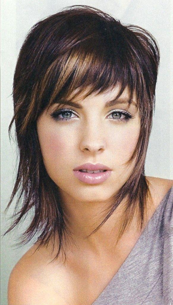 Super 1000 Ideas About Bangs Medium Hair On Pinterest Medium Short Hairstyles Gunalazisus