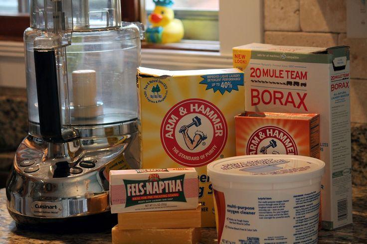 Top 3 DIY Lavender Laundry Essentials!