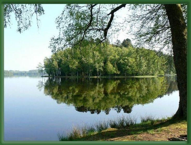 Le tour du lac des Settons (58) - Rando77