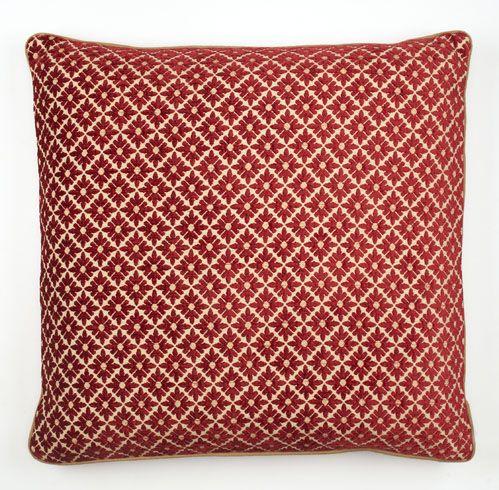 Daniel Stuart Studio - Toss Cushions - Vienna / Red