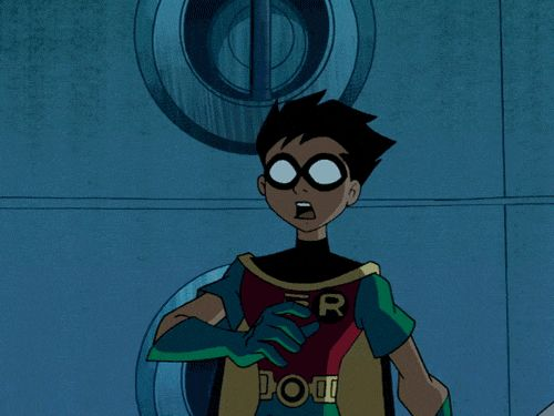 I got: Robin! Which Teen Titan Character (2003) Are You?