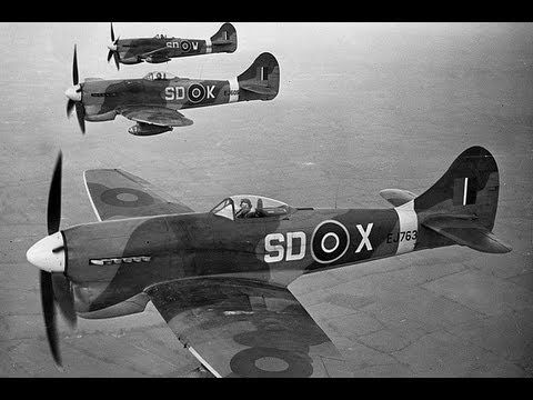 WHO-Tube: World War II Fighters: Hawker Tempest - http://www.warhistoryonline.com/whotube-2/who-tube-world-war-ii-fighters-hawker-tempest.html