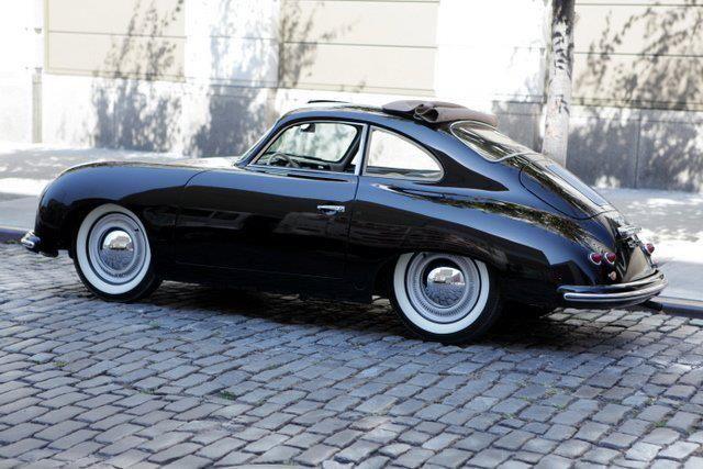 356Prea Sunroof, Black Porsche, Sports Cars, Porsche356, 356 Prea, Dreams Riding, 356 Porsche, Sunroof Coupe, Porsche 356