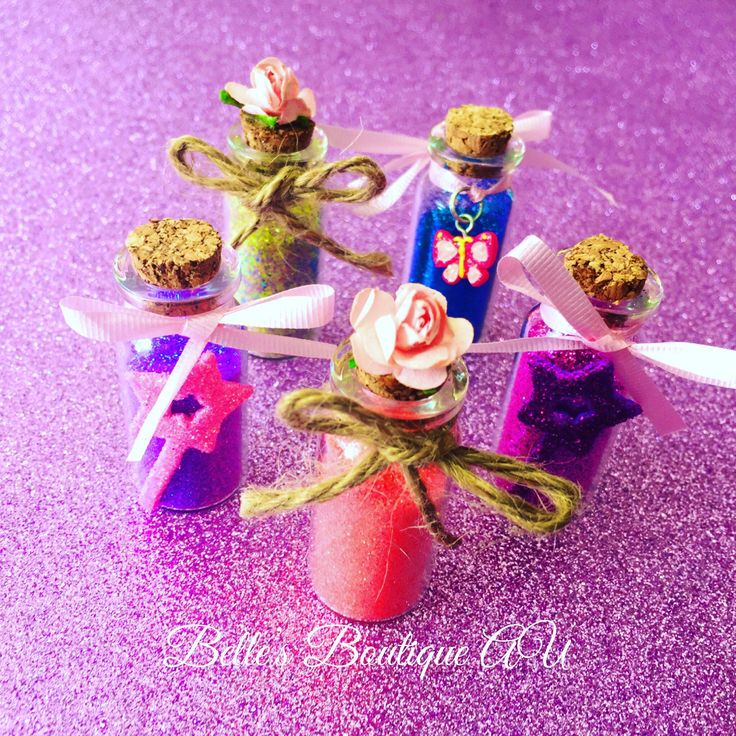 Excited to share the latest addition to my #etsy shop: Magical fairy dust, fairy dust, magic dust, pixie dust, miniature magic bottles, magic potion, glitter dust, fairy garden accessories