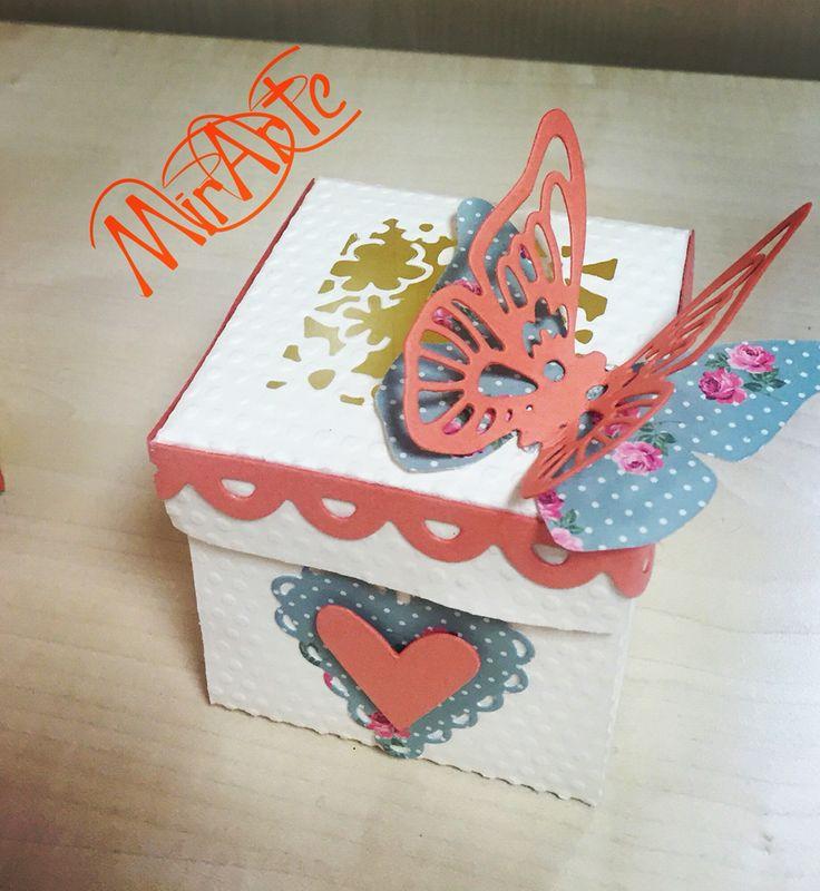 Gift box cubic con Big Shot plus starter kit