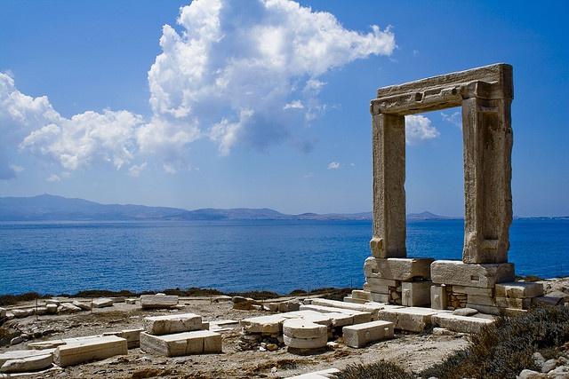 Naxos Apollo, via Flickr.