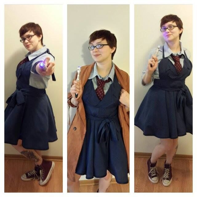 17 Best images about Doctor Who Cosplay on Pinterest ...