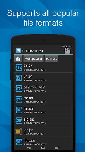 B1 Archiver zip rar unzip Pro v1.0.0033 [Unlocked]   B1 Archiver zip rar unzip Pro v1.0.0033 [Unlocked]Requirements:2.3Overview:B1 Archiver is an application to unzip and unrar archives and extract original set of files.  B1 can:  decompress zip rar b1 as well as 34 other formats;  create password-protected zip and b1 archives;  open multi-part (splitted) rar and b1 archives (part0001 z01 001 part01);  browse files inside archives without actual extraction;  partial extract - extract only…