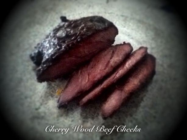 Cherry Wood Smoked Beef Cheeks