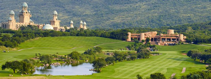 Lost City Golf Course at Sun City resort